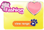 Find the right Fashion Tags for your pet